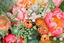 Desert Wedding Floral Inspiration / Bouquet ideas, desert wedding, Palm Springs wedding, Palm Springs florist