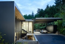 Wood Block Residence / This house is a reimagining of one of iconic Seattle architect Fred Bassetti's earliest designs.  Fronting a busy street, the owners wanted to create a protective shelter for family life. While appreciating the classic modern structure, we started fresh with a new floor plan, finishes, and systems throughout. In doing so, our goal was to respect the original spirit of the design while making the house reflective of its owners, its time, and a celebration of its place.