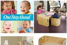 Toddler Time! / by One Step Ahead