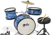 Rock N Roll / Did you know that kids' who play musical instruments get better grades in school? Start things off on the right note with our music toys, microphones, and toy instruments. / by One Step Ahead