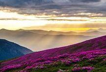 Landscapes & Beautiful Places