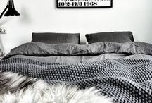 Bedroom / Inspiration for the bedroom