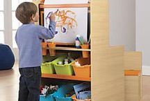 Playroom Set Up / Playroom essentials you won't find elsewhere!   / by One Step Ahead