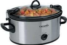Crock Pot Recipes / by Peggy Gibbs
