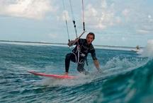 kitesurf wave / by TAK things about kite