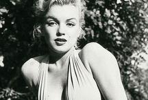 Marilyn Monroe / by Maria Hill