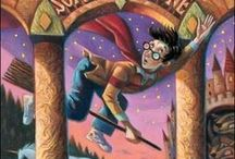 ♥ harry potter ♥ / ϟ / by amymarie.