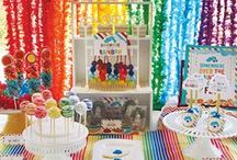 Kids Party Ideas & Themes / by One Step Ahead