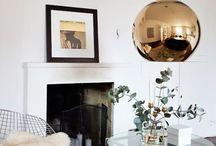 Living and dining room / Living and dining room inspiration