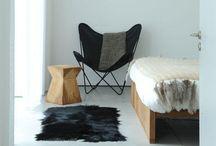 Bedroom / Dream bedroom and wardrobe inspiration