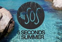 5 seconds of summer / by o l i v i a 💫