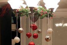 Christmas stuff / by Ramona Dunkin-Sandoval