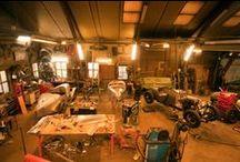 The WorkShop / Inspiring images of workshops, tools, craftsmanship, and industrial heritage