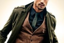 Mr. Fancy Pants / Men's Outfits/Stylings so that eye candy can be even better. / by Hayli Egbert