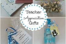 Teacher Appreciation / by Michelle Moore