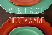 Fiestaware / Every meal is a party.