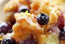 Breakfast & Brunch - Sweet / by Kathy Catalano Trunkey