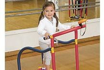 Kids' Exercise Equipment / by One Step Ahead
