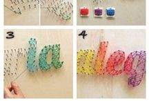 Fai da te - DIY / Tutorial di DIY - do it yourself.