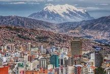 Bolivia / Ancient cultures and awe-inspiring landscapes