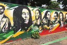 Jamaica / Reggae beats, cool waterfalls and dazzlingly white beaches