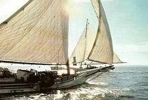 Sailboats & Beaches