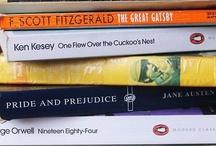 Books. / by Swati Nain