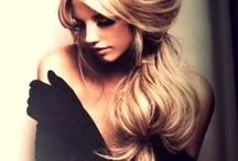 Hair Styles / by Jennie Chamberlain