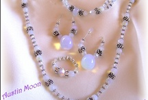 """Jewelry / Hand beaded  Custom design jewelry  by """"Nancy's Fancies"""" / by Nancy Giordano"""