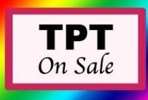 TPT On Sale