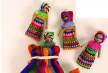 DOLLS FROM AROUND THE WORLD!!! / by Erika Siguenza