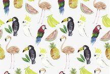 Patterns. Color. Texture.