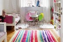Inspiración dormitorio de Amaya / Imágenes inspiradoras para el dormitorio de una niña / by Ainhoa Martín Rosas