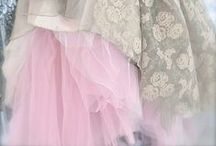 Petticoat Junction / Petticoats - slips, whatever...I dunno - they're just so pretty, and soft and ruffly and lacy, or sometimes satin or crinkly....I just remember way back in high school when me and my 7 sisters would argue about who got to wear the crinoline that day!  Also remember petti-pants - sort of like a vintage pantaloon!