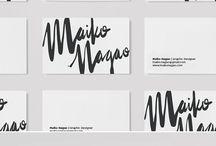 i ♡ graphics / logos and branding