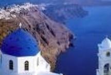 Greek Island Honeymoons  / by Unforgettable Honeymoons®