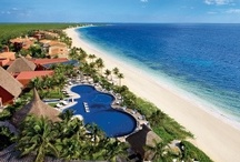 Maya Riveria- Mexico Honeymoon Packages & All Inclusive resorts  / Unforgettable Honeymoons All Inclusive Mexico Honeymoon Packages / by Unforgettable Honeymoons®