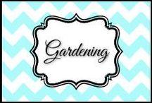 Gardening / by Dani