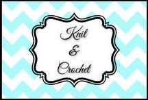 Crochet / mostly free crochet patterns, crochet / by Dani