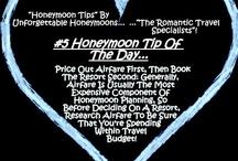 Honeymoon Tips & Advice By Unforgettable Honeymoons / Honeymoon Ideas / Advice & Romantic Travel Places! / by Unforgettable Honeymoons®
