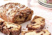Bread - For Dessert / Breads that taste yummy enough to be Dessert!