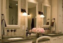 Master Bathroom / by Gloria Kressin