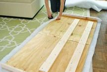 DIY projects: Furniture and things / by Erin McMullen Wojcicki