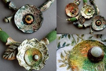Polymer clay Jewelry / by Karin Ashdown
