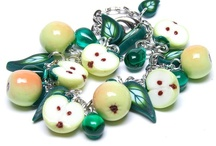 Polymer Clay Bracelets and bangles / by Karin Ashdown