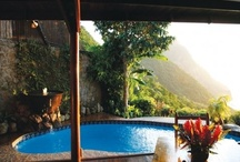 Infinity Pools & Private Sea-View Luxury Suites... / Luxury Pool Suites from Unforgettable Honeymoons Top Recommended Hotels and Resorts Worldwide! / by Unforgettable Honeymoons®