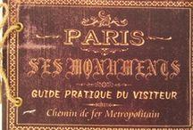Parlez vous Francais? / by Jennie Chamberlain