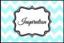 Inspiration / by Dani