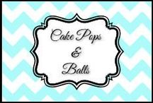 Cake pops & balls / by Dani