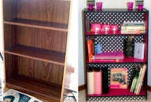 DIY Furniture Redo's / by Brittany Outlaww